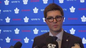 Dubas: Long-term deal for Matthews gives team flexibility, balance